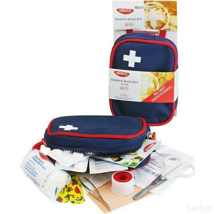 HeltiQ Eerste Hulp Kit, 35-delig