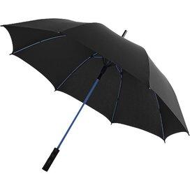 Spark 23'' automatische storm paraplu Zwart,blauw