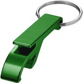 Tao sleutelhanger met fles en blikopener Groen