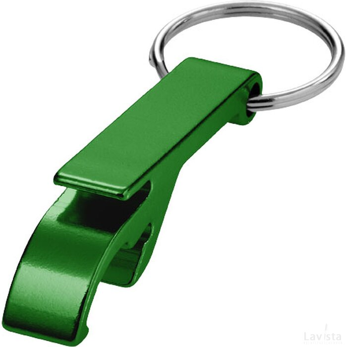 Tao sleutelhanger met fles en blikopener