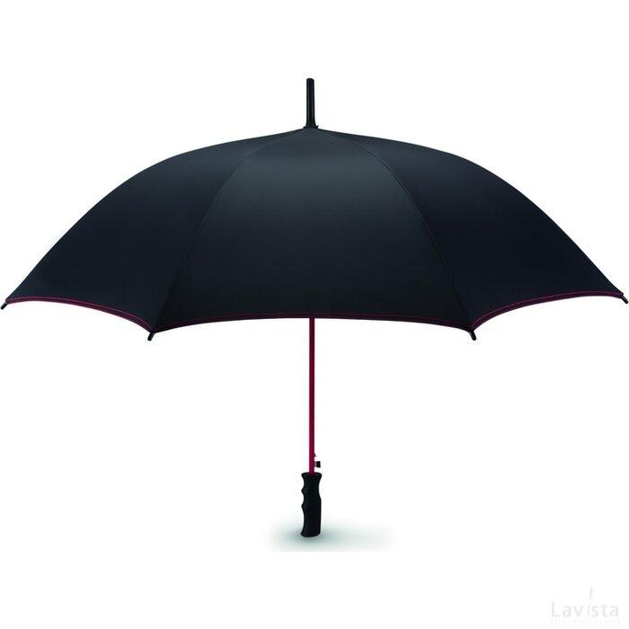 Windbestendige paraplu Skye rood