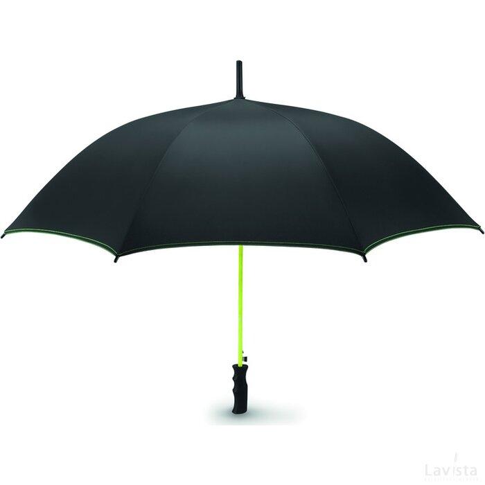 Windbestendige paraplu, 23 inc Skye Lime groen