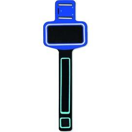 Smartphone armband Armphone (Kobalt) blauw