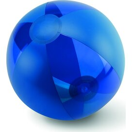 Opblaasbare strandbal Aquatime Blauw