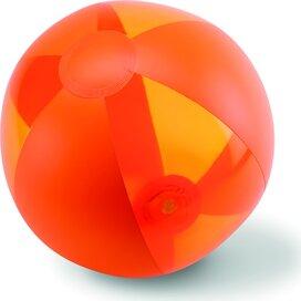 Opblaasbare strandbal Aquatime Oranje