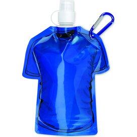 Opvouwbare drinkfles Samy (Kobalt) blauw