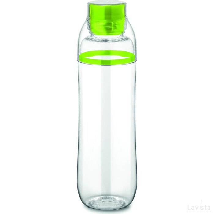 Drinkfles van Tritan Tower Lime groen