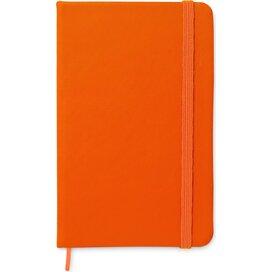 A5 notitieboek, gelinieerd ARCONOT Oranje