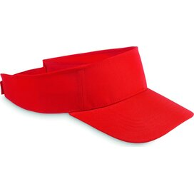 Polyester zonneklep Shadow Rood