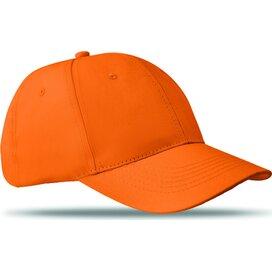 Katoenen baseball cap Basie Oranje