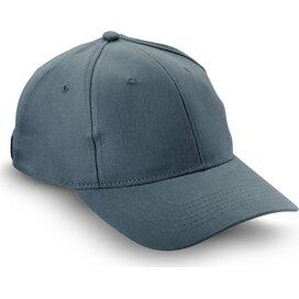 Baseball cap met sluiting Natupro Grijs