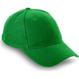 Baseball cap met sluiting Natupro Groen