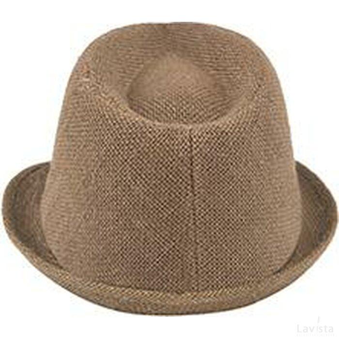 Jute Maffia Hat Bruin