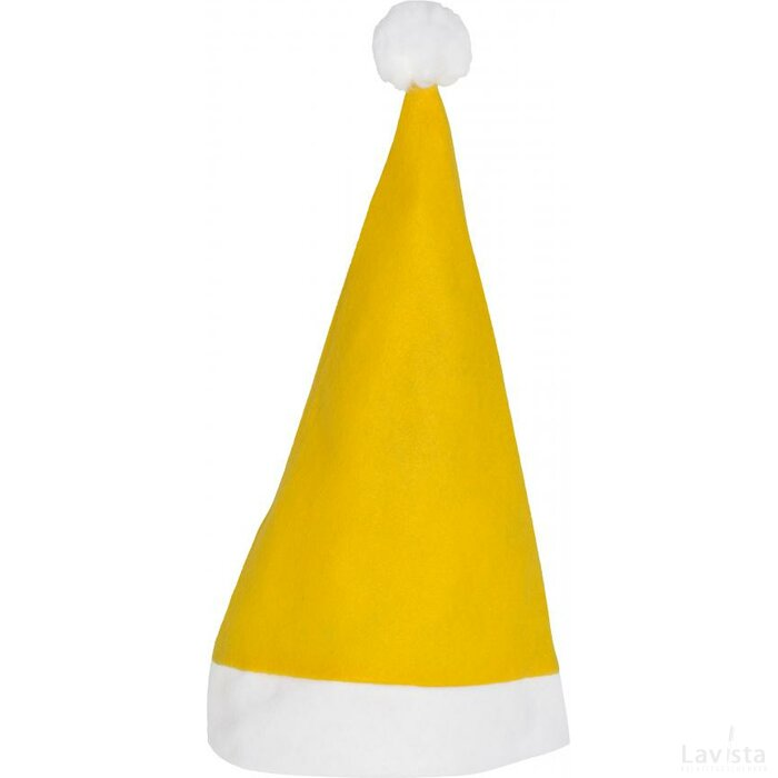 Kerstmuts Yellow