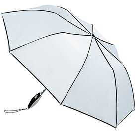 Falconetti® opvouwbare paraplu wit