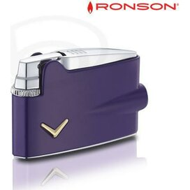 Ronson Mini Varaflame - Purple Lacquer