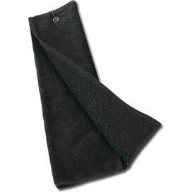 Golf Towel Zwart