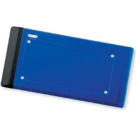 Vignette (kobalt) Blauw