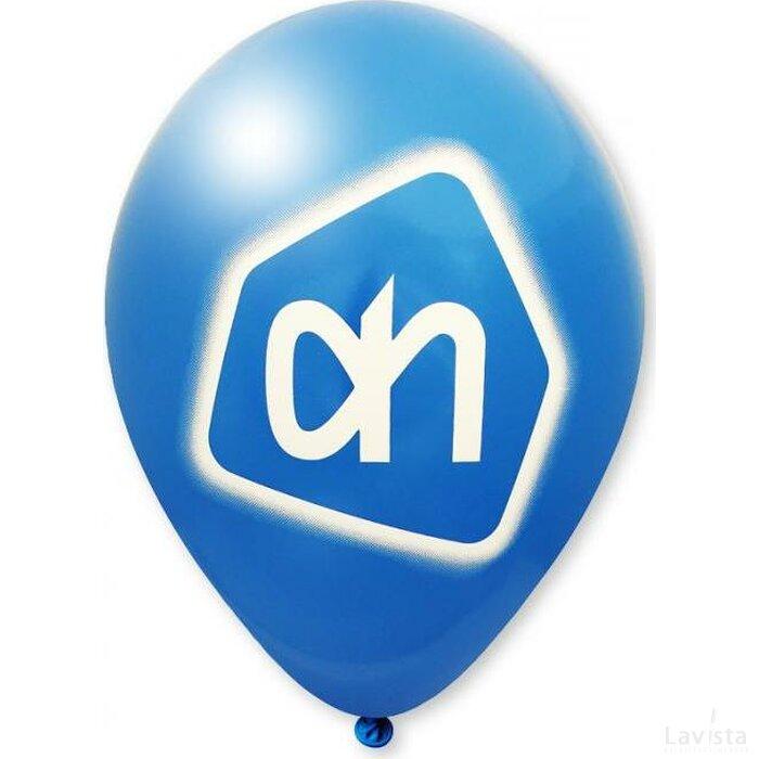 Ballon 85/95 cm middenblauw