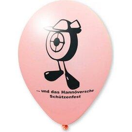 Ballon 75/85 cm roze