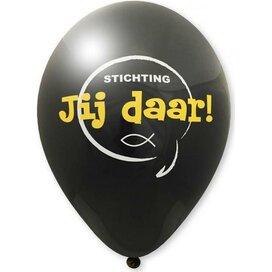 Ballon 75/85 cm zwart