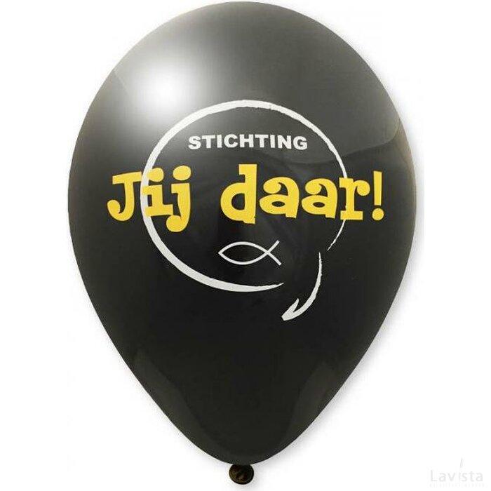 Ballon 90/100 cm zwart