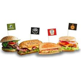 Hamburgerprikkers kleine oplage