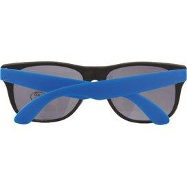 Zonnebril UV-400 donkerblauw