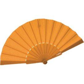 Handwaaier oranje