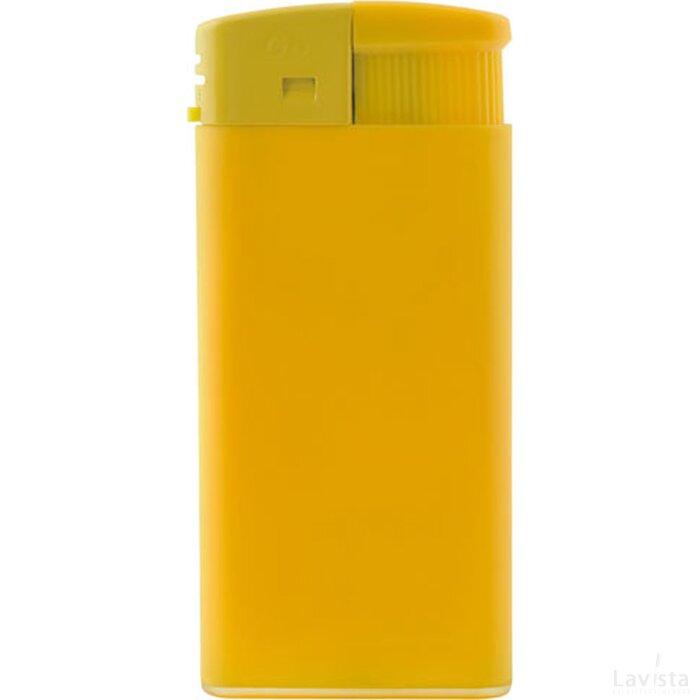 GO XL mat geel