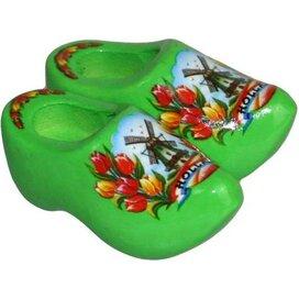 Magneetklompjes Tulp Lime groen
