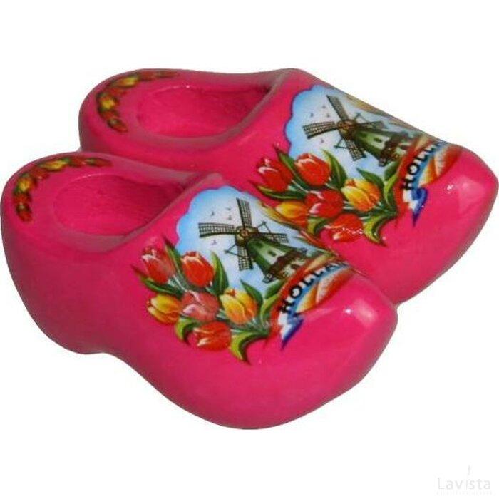 Magneetklompjes Tulp roze