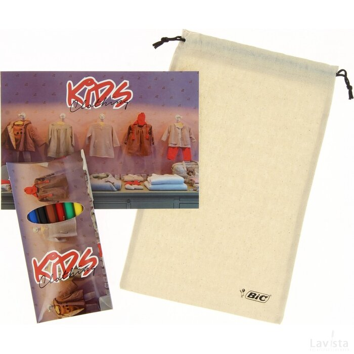 BIC® Visa® Colouring Set