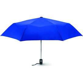 "Windbestendige paraplu, 21"" Gentlemen (Kobalt) blauw"