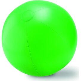 Grote opblaasbare strandbal Play Groen