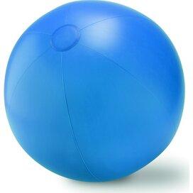 Grote opblaasbare strandbal Play (Kobalt) blauw