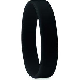 Siliconen armband Event Zwart
