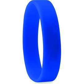 Siliconen armband Event Blauw
