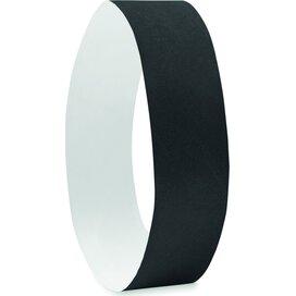 1 Vel met 10 event armbandjes  Tyvek Zwart