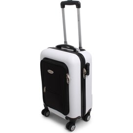 Business Trolley Lisboa White