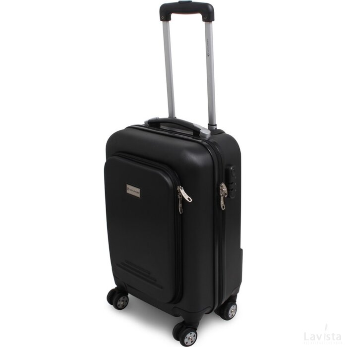 Business Trolley Porto Black