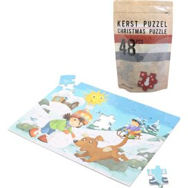 Winter Children's Puzzle NL