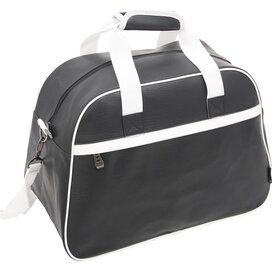 Retrobag Blanco Black