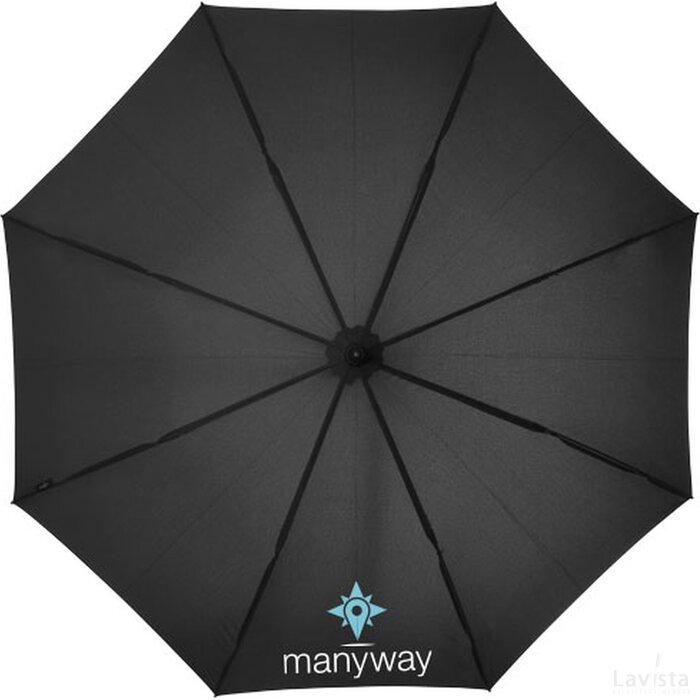 Noon 23'' automatische stormparaplu Zwart