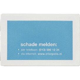 Creditkaart houder Apeldoorn Wit