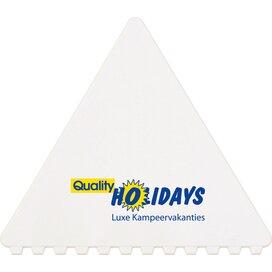 IJskrabber driehoek gerecycled kunststof