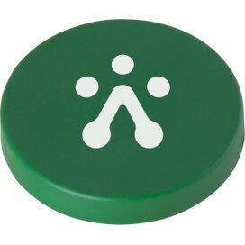 Magneet ø 40 mm. Groen