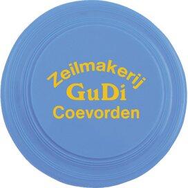 Frisbee mini 10 cm. Lichtblauw