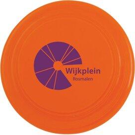 Frisbee mini 10 cm. Oranje