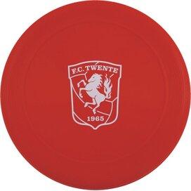 Frisbee 21 cm. met ringen Rood